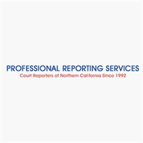 Professional Reporting Services, Inc Jerry Proctor