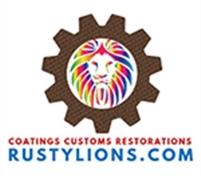 Rusty Lions Rusty Lions